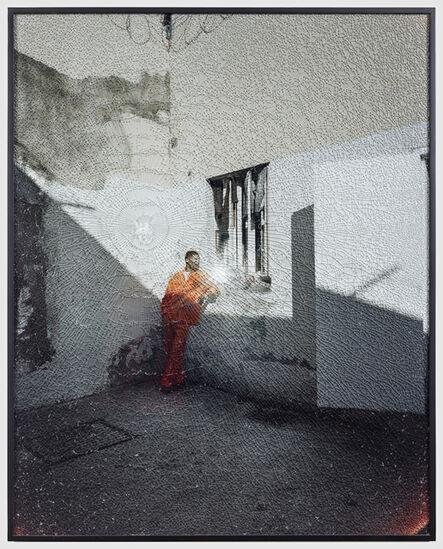 Mikhael Subotzky, 'Mirror, Beaufort West Prison', 2006