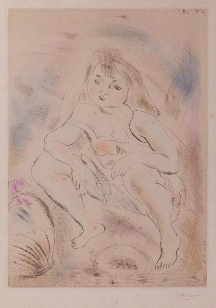 Jules Pascin, 'Cendrillon (Cinderella)', 1929