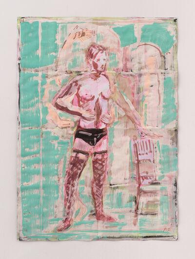 Adam Adach, 'In the Mirror', 2018