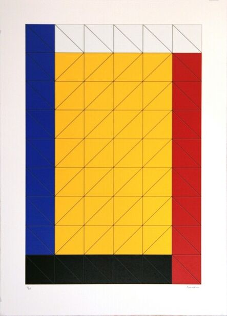 Luis Caruncho, 'Untitled (yellow)', 2008