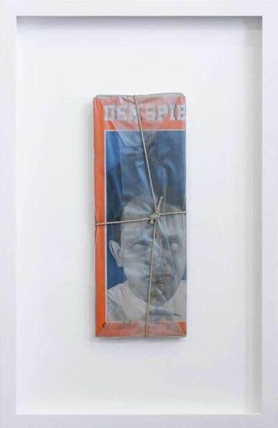 Christo, 'Der Spiegel Magazine Empaqueté', 1963