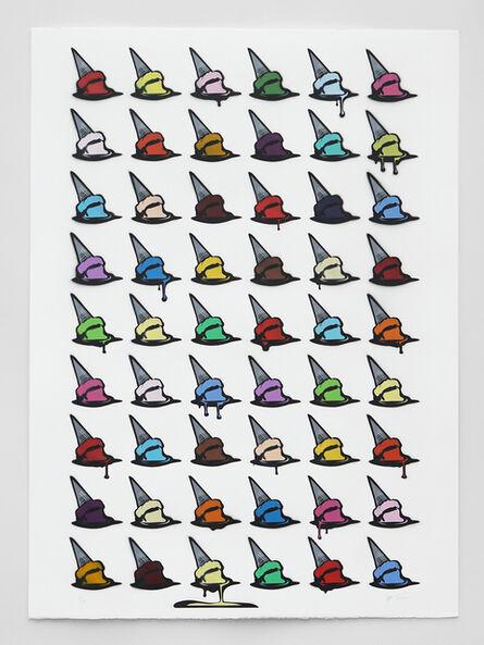 Joe Iurato, 'Drippin' Dots (2)', 2020