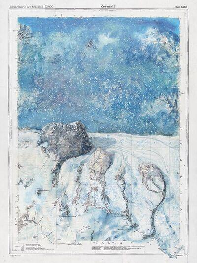 Uwe Walther, 'Zermatt', 2015