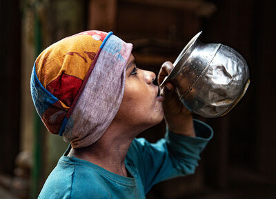 Neil O. Lawner, 'Portrait #11 India', 2020