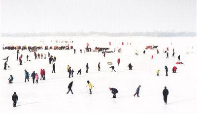 Catherine Henriette, 'Les patineurs', 2012-2013