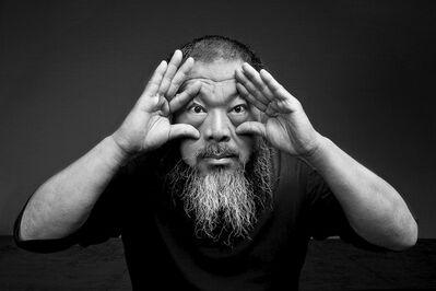 Gao Yuan, 'Ai Weiwei', 2012