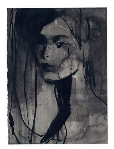 Tina Berning, 'Black Box Drawing II', 2017