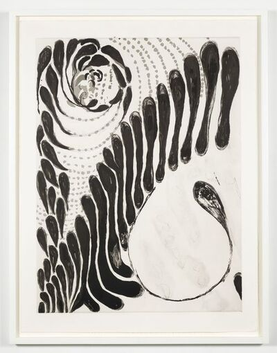 Louise Bourgeois, 'Paris Review (Black and White Edition)', 1994