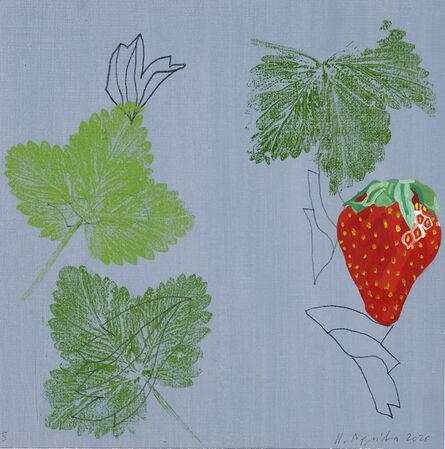Rainer Nepita, 'Strawberry 5', 2020