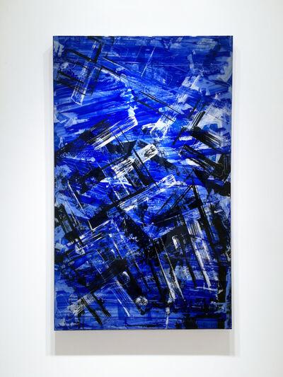 Jorge Enrique, 'Wall Vessel 3 (The Flood)', 2016