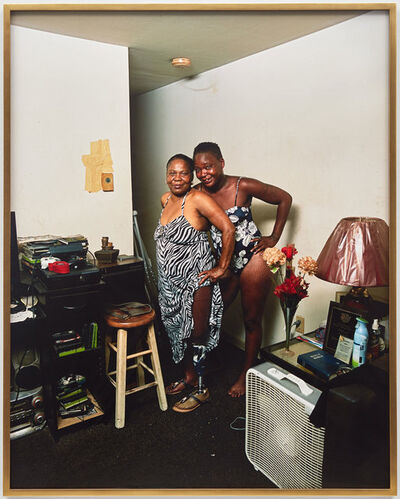 Deana Lawson, 'Barbara and Mother', 2017