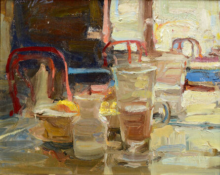 Quang Ho, 'American Cafe', 2015