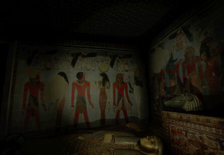 Iain Nicholls, 'Egyptian Tomb ', 2019