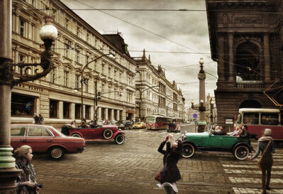 Marcelo Tinoco, 'Fotografando em Praga(from the series Timeless)', 2011