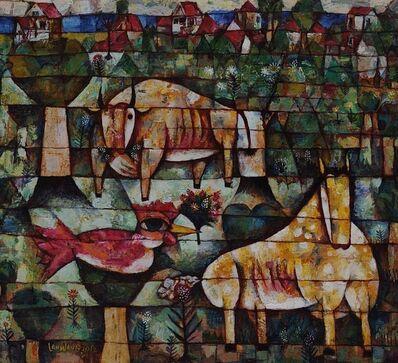 Wang Lan, 'Home No. 2', 2012