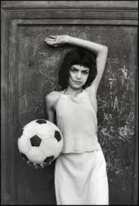 Letizia Battaglia, 'The Cala district, Palermo', 1980