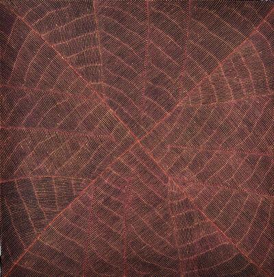 Margaret Loy Pula, ''Anatye' (Bush Potato)', 2013
