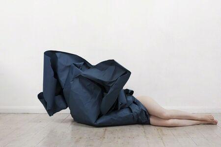 Polly Penrose, 'Royal Blue', 2015