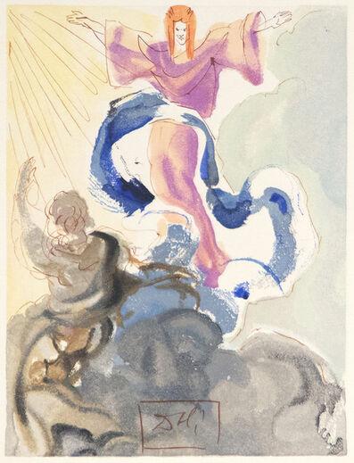 Salvador Dalí, 'Divine Comedy Heaven Canto 3', 1974