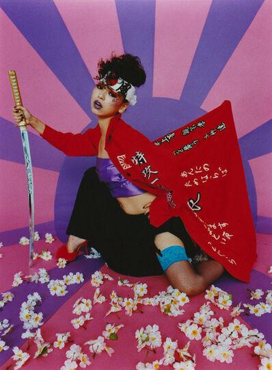 Mika Ninagawa, 'EROTIC TEACHER XXX YUCA', 2004