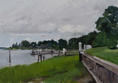 Marc Dalessio, 'Rick's Dock', 2015