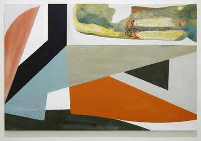 Ernst Caramelle, 'Untitled (Klimt)', 2011
