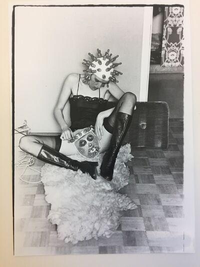 Renate Bertlmann, 'Zärtliche Pantomime [Tender pantomime] 3', 1976