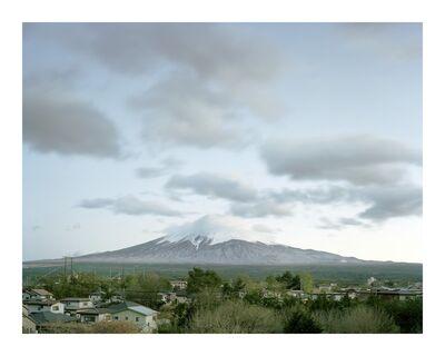Robert Voit, 'Aequilibrium V (Mount Fuji)', 2019