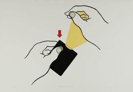 Guto Lacaz, 'Pequenas Grandes Ações', 2003