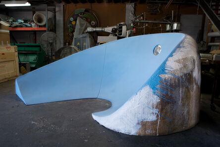 Kelly Barrie, 'Skate Wave circa 1978', 2013