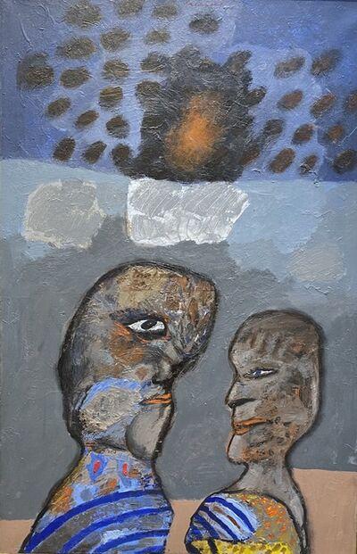Lucebert, 'Het paar', 1965