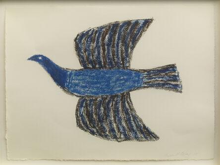 Breon O'Casey, 'Blue Bird', 2010