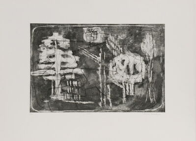 Louise Nevelson, 'Trees (Only available with Portfolio of 23) ', 1965-1966