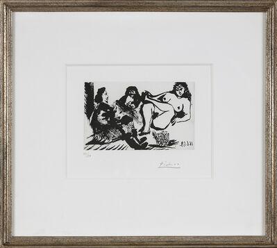 Pablo Picasso, '16 June 1968', 1968