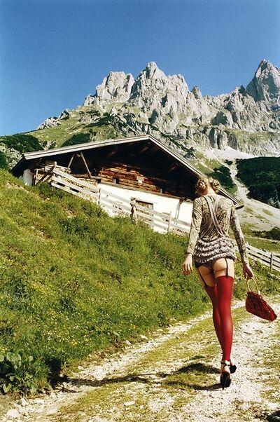 Ellen von Unwerth, 'Heidi, Kitzbühel ', 2003