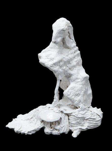 Carolein Smit, 'White Hare', 2017