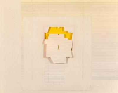 Ed Moses, 'Untitled'