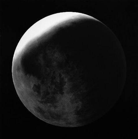 Robert Longo, 'Untitled (Moon in Shadow)', 2006