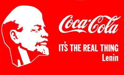 Alexander Kosolapov, 'Lenin Coca-Cola', 2009