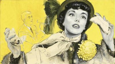Robert W. Douglass, 'The Silver Muskrat, Woman's Day Magazine Illustration', 1949