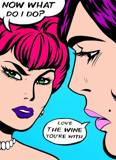 Brett Hammond, 'Love Wine'