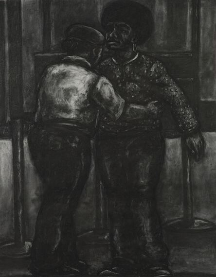 Peterson Kamwathi, 'Doort II', 2012