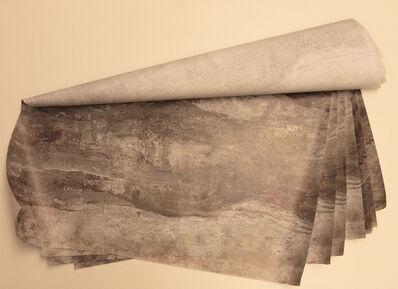 Atelier de Pinturas - Arte Digital, 'Lambe Lambe Indoor Black Marble', 2015
