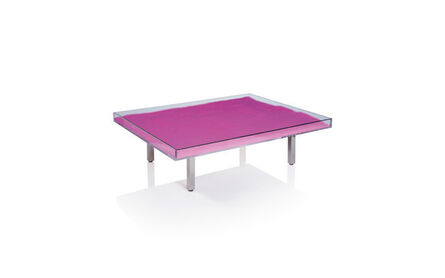 Yves Klein, 'Table Monopink', 2019