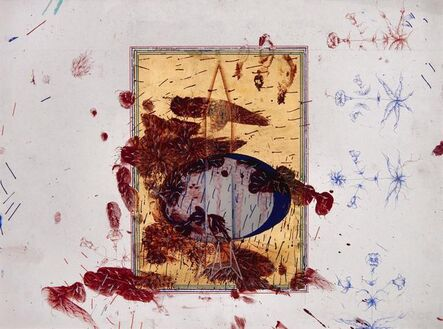 Imran Qureshi, 'Untitled', 2020