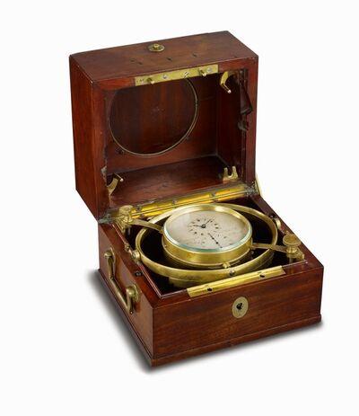 Abraham-Louis Breguet, 'Marine chronometer', 1822