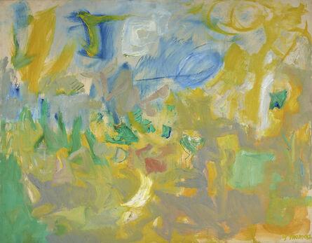 Yvonne Thomas, 'February', 1954