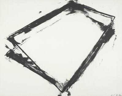 Richard Serra, 'Balance', 1972