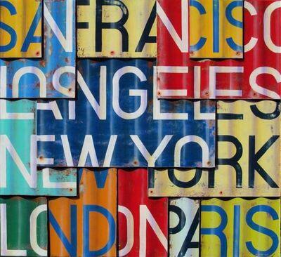 Ross Tamlin, 'San Francisco Paris', 2015