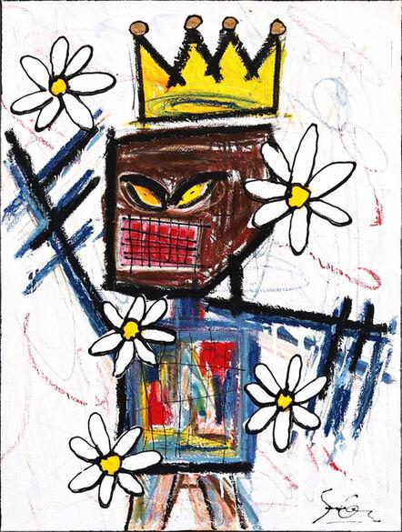 Soren Grau, 'Urban Flowers 2', 2021
